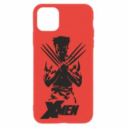 Чехол для iPhone 11 X men: Logan