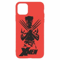 Чехол для iPhone 11 Pro Max X men: Logan