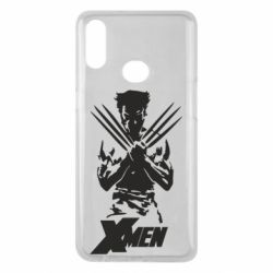 Чехол для Samsung A10s X men: Logan