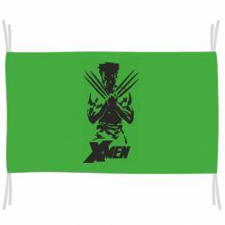 Прапор X men: Logan