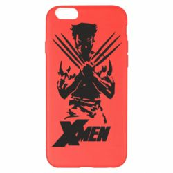 Чехол для iPhone 6 Plus/6S Plus X men: Logan