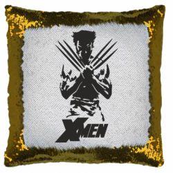 Подушка-хамелеон X men: Logan