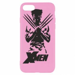 Чехол для iPhone 7 X men: Logan