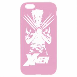 Чехол для iPhone 6/6S X men: Logan