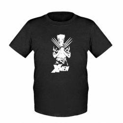 Дитяча футболка X men: Logan