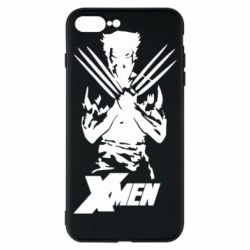 Чехол для iPhone 8 Plus X men: Logan
