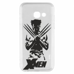 Чехол для Samsung A3 2017 X men: Logan