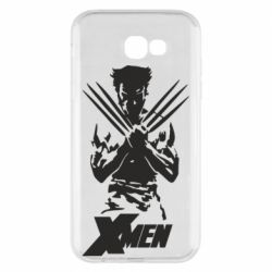 Чехол для Samsung A7 2017 X men: Logan