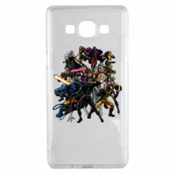 Чехол для Samsung A5 2015 X-Men Superheroes