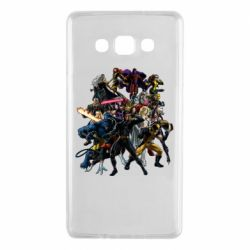 Чехол для Samsung A7 2015 X-Men Superheroes