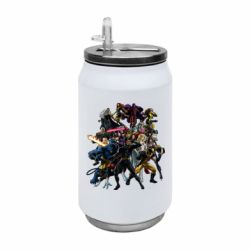 Термобанка 350ml X-Men Superheroes