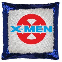Подушка-хамелеон X-men