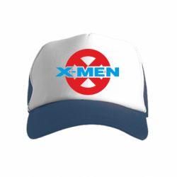 Дитяча кепка-тракер X-men