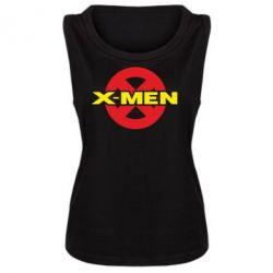Женская майка X-men - FatLine