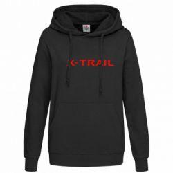 Женская толстовка X-Trail - FatLine