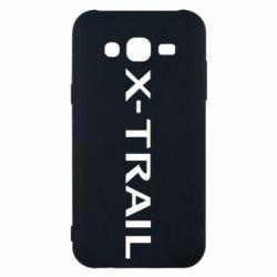 Чехол для Samsung J5 2015 X-Trail