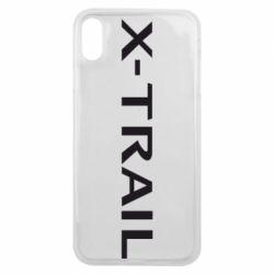 Чехол для iPhone Xs Max X-Trail