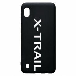 Чехол для Samsung A10 X-Trail