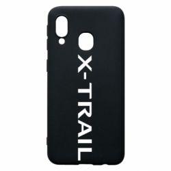 Чехол для Samsung A40 X-Trail