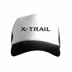 Детская кепка-тракер X-Trail