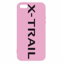 Чехол для iPhone5/5S/SE X-Trail