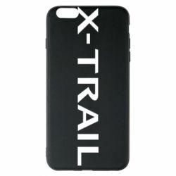 Чехол для iPhone 6 Plus/6S Plus X-Trail
