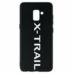 Чехол для Samsung A8+ 2018 X-Trail