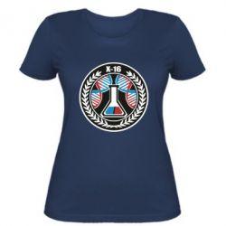 Жіноча футболка X16