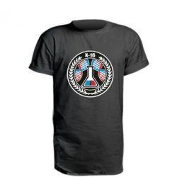 Подовжена футболка X16
