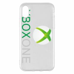 Чохол для iPhone X/Xs Xbox ONE