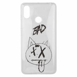 Чехол для Xiaomi Mi Max 3 Xxtenations bad smile