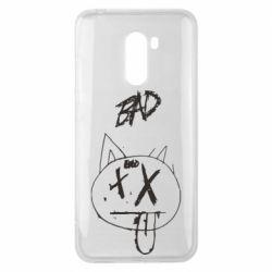 Чехол для Xiaomi Pocophone F1 Xxtenations bad smile