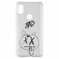 Чехол для Xiaomi Redmi S2 Xxtenations bad smile