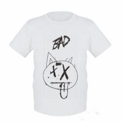 Детская футболка Xxtenations bad smile