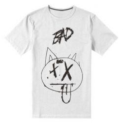 Мужская стрейчевая футболка Xxtenations bad smile