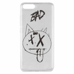 Чехол для Xiaomi Mi Note 3 Xxtenations bad smile