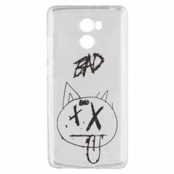 Чехол для Xiaomi Redmi 4 Xxtenations bad smile