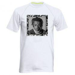 Чоловіча спортивна футболка XXXTentacion 1
