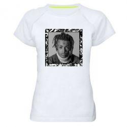 Жіноча спортивна футболка XXXTentacion 1