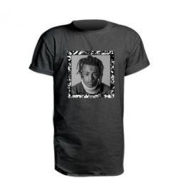 Подовжена футболка XXXTentacion 1