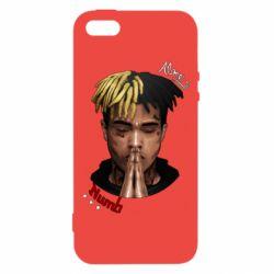 Чохол для iphone 5/5S/SE XXXTentacion Alone