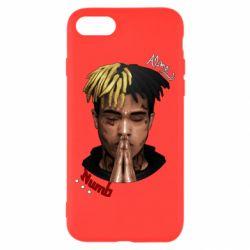 Чохол для iPhone 8 XXXTentacion Alone