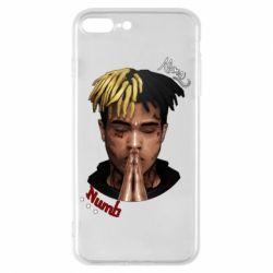 Чохол для iPhone 8 Plus XXXTentacion Alone