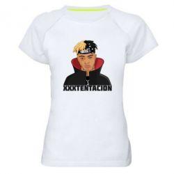 Жіноча спортивна футболка XXXTentacion