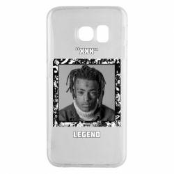 Чохол для Samsung S6 EDGE XXXTentacion