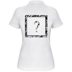 Жіноча футболка поло XXXTENTACION