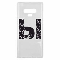 Чохол для Samsung Note 9 И
