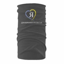 Бандана-труба Я люблю Дніпропетровськ