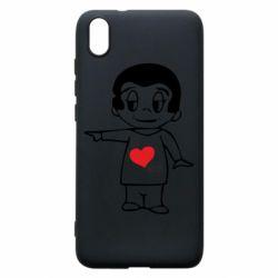 Чехол для Xiaomi Redmi 7A Я люблю ее
