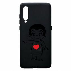 Чехол для Xiaomi Mi9 Я люблю ее